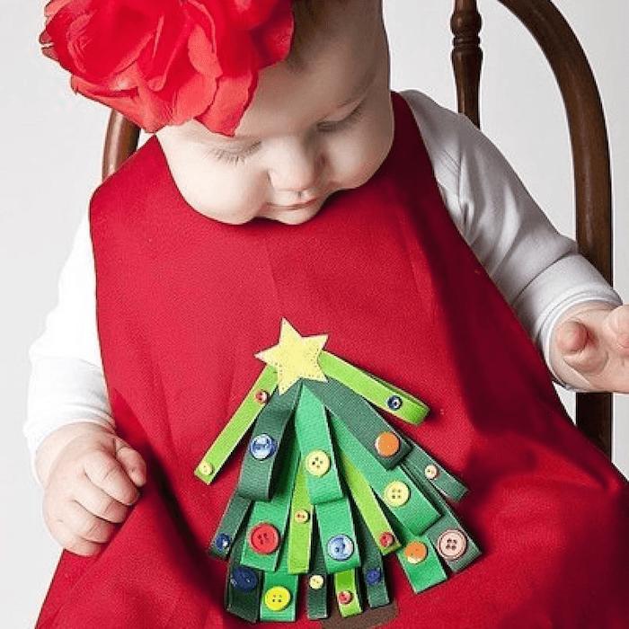 Camisetas Infantiles Con Adornos Navideños Telas Divinas Tienda De Telas Online