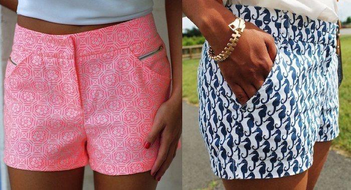Patrones Para Hacer Pantalon Corto De Verano