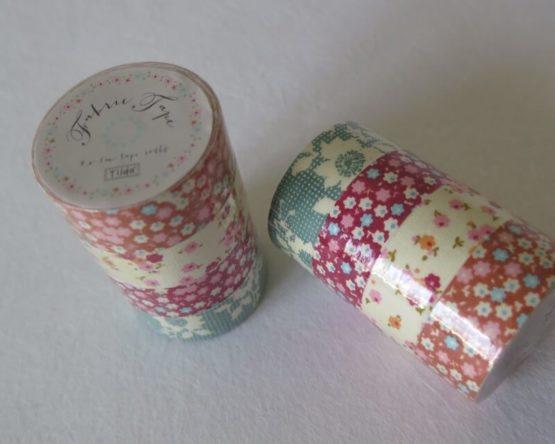 cintas de tela adhesiva de tilda