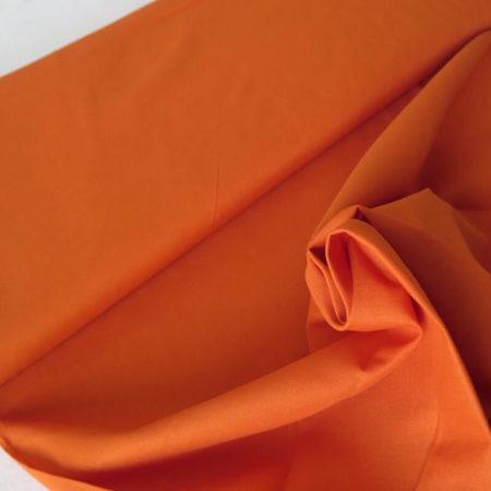 tela lisa naranja quemado