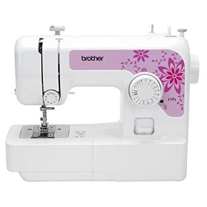 Brother J17s - guia para comprar máquinas de coser 2021