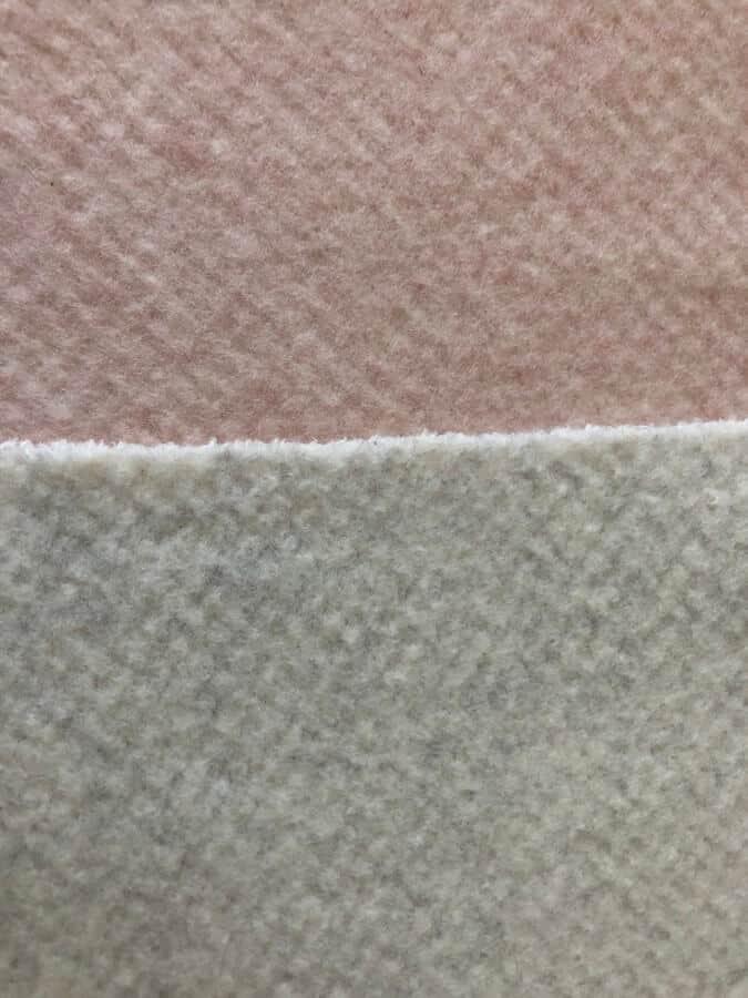 Tela mouflón jaspeado