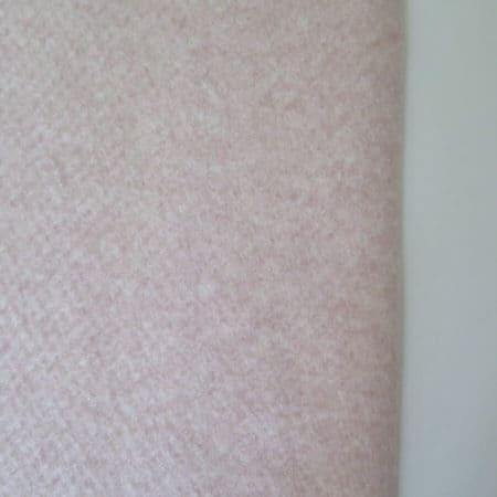 Tela mouflón jaspeado rosa