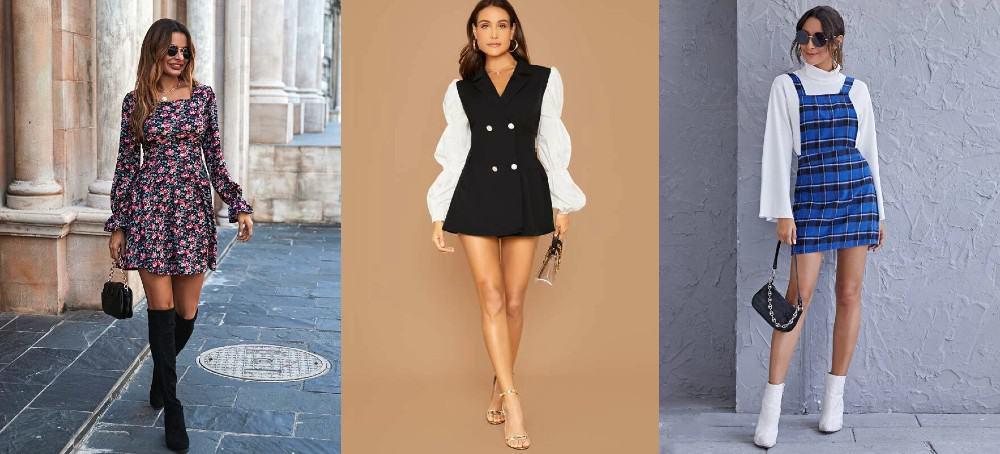 Tips de moda: atrevete a lucir los vestidos de la temporada
