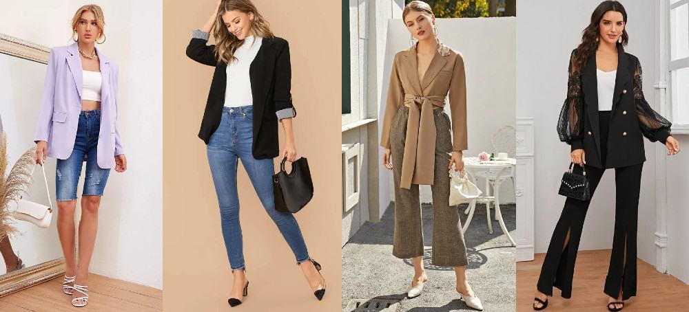 Tips de moda: Únete a la moda de los Blazers