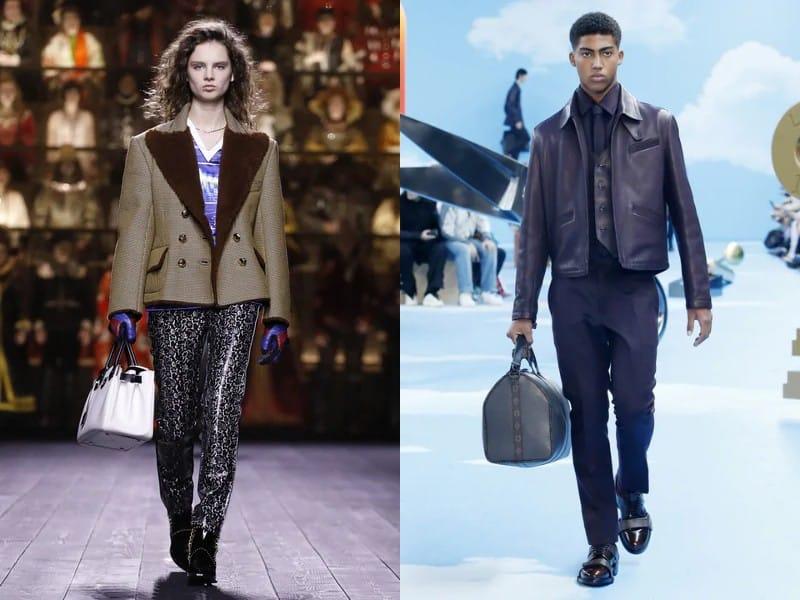 coleccion otoño invierno para mujeres y hombres de Louis Vuitton