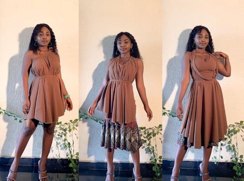 Ankara: 6 elegantes vestidos en uno