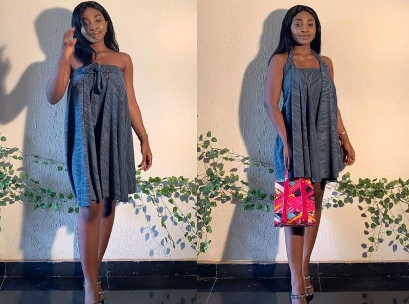 Vestidos espectaculares de la diseñadora Oyinda Akinfenka