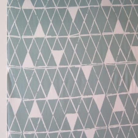 tela loneta geometrica agua