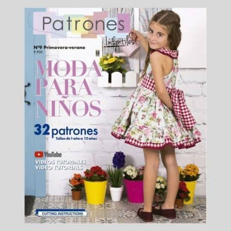 Revista de patrones infantiles