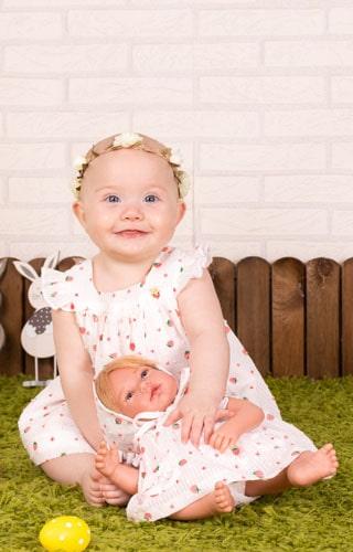 Revista patrones de bebe