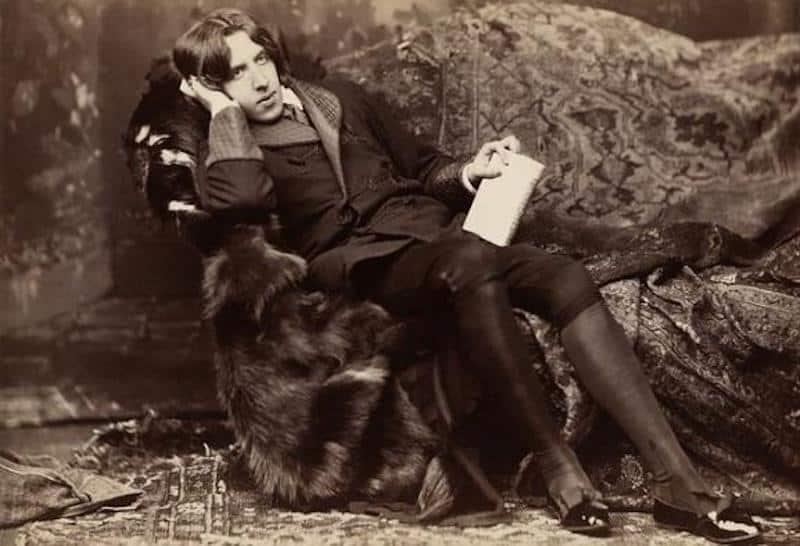Moda y arte según Oscar Wilde